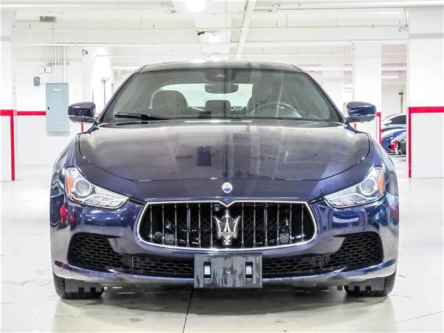 2017 Maserati Ghibli S Q4 (Stk: U4266) in Vaughan - Image 2 of 26