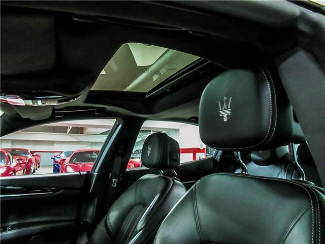 2017 Maserati Ghibli S Q4 (Stk: U4266) in Vaughan - Image 23 of 26