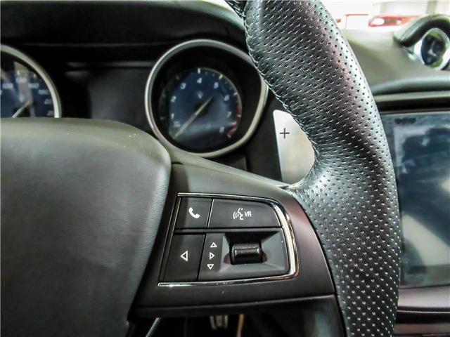 2017 Maserati Ghibli S Q4 (Stk: U4266) in Vaughan - Image 24 of 26