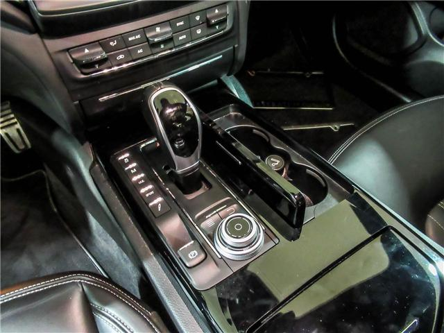 2017 Maserati Ghibli S Q4 (Stk: U4266) in Vaughan - Image 26 of 26
