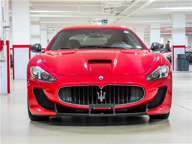 2017 Maserati GranTurismo MC Centennial (Stk: U4268) in Vaughan - Image 2 of 28