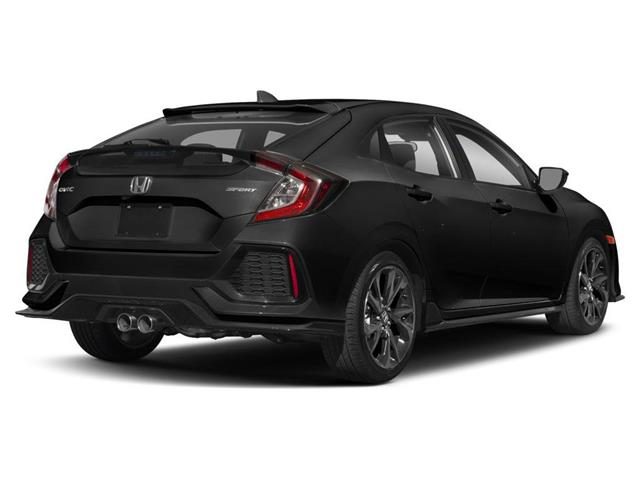 2019 Honda Civic Sport (Stk: 58211) in Scarborough - Image 3 of 9