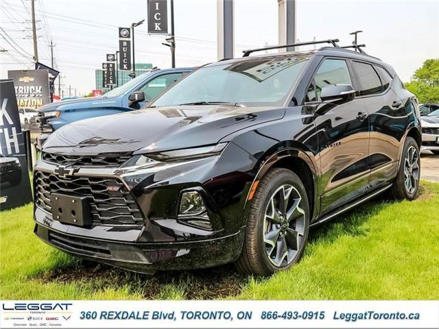 2019 Chevrolet Blazer RS (Stk: 637866) in Etobicoke - Image 1 of 22