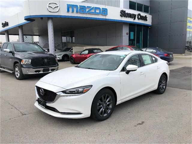 2018 Mazda MAZDA6 GS-L w/Turbo (Stk: SN1040) in Hamilton - Image 1 of 15