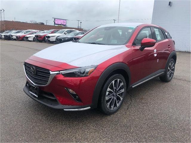 2019 Mazda CX-3 GT (Stk: SN1215) in Hamilton - Image 1 of 15