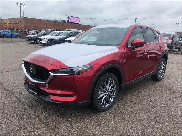 2019 Mazda CX-5 Signature (Stk: SN1229) in Hamilton - Image 1 of 15
