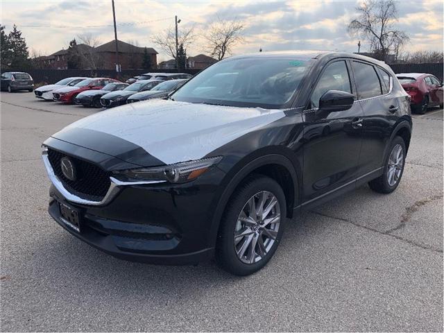 2019 Mazda CX-5 GT w/Turbo (Stk: SN1269) in Hamilton - Image 1 of 15