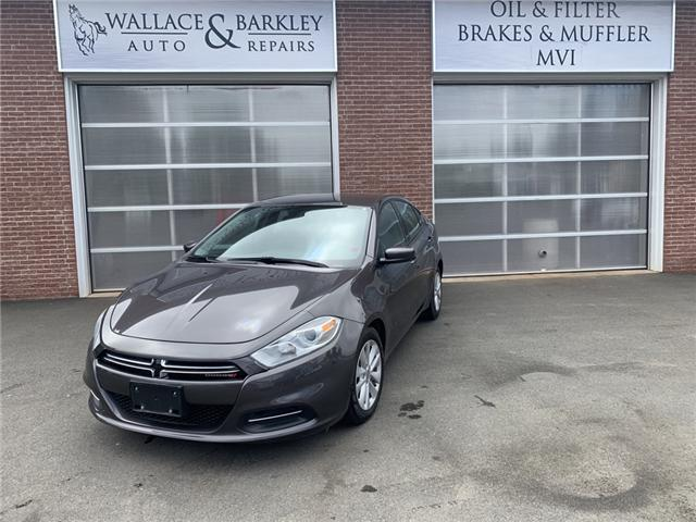 2015 Dodge Dart Aero (Stk: 392577) in Truro - Image 1 of 5