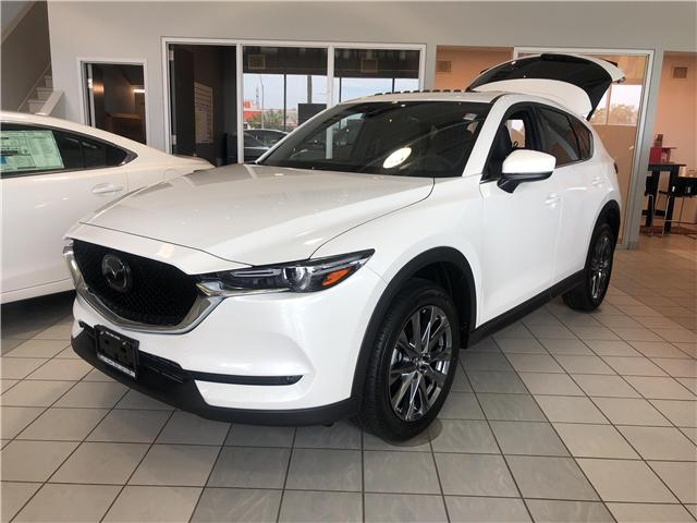 2019 Mazda CX-5 Signature (Stk: SN1276) in Hamilton - Image 1 of 15