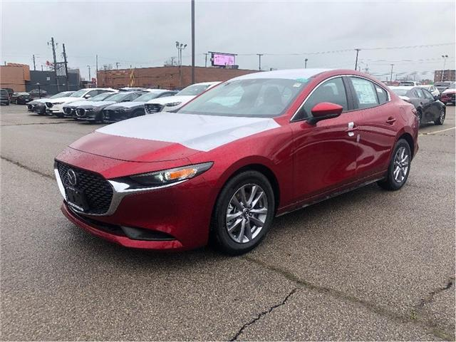 2019 Mazda Mazda3 GS (Stk: SN1296) in Hamilton - Image 1 of 15