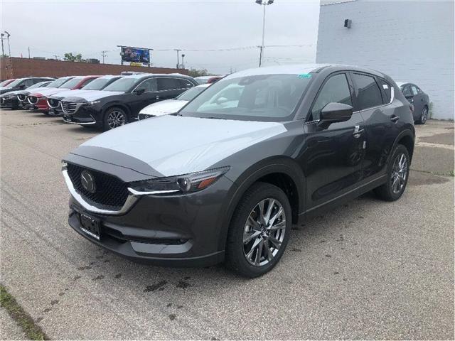 2019 Mazda CX-5 Signature (Stk: SN1300) in Hamilton - Image 1 of 15