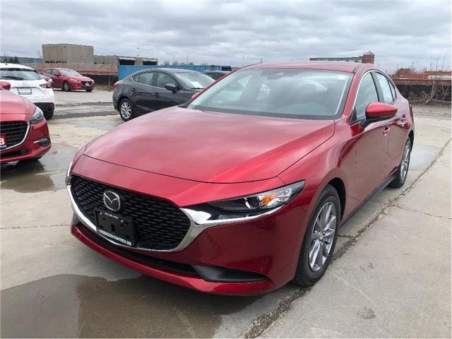 2019 Mazda Mazda3 GS (Stk: SN1303) in Hamilton - Image 1 of 15