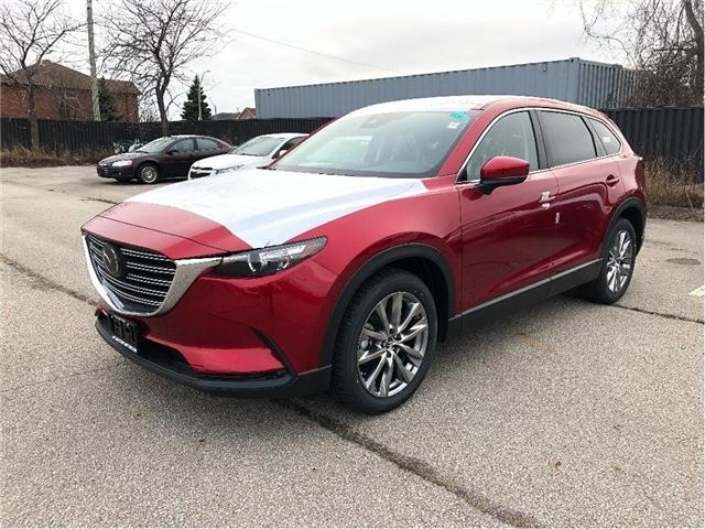 2019 Mazda CX-9 GS-L (Stk: SN1307) in Hamilton - Image 1 of 15