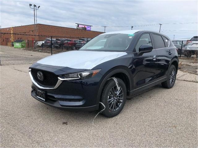 2019 Mazda CX-5 GS (Stk: SN1316) in Hamilton - Image 1 of 15