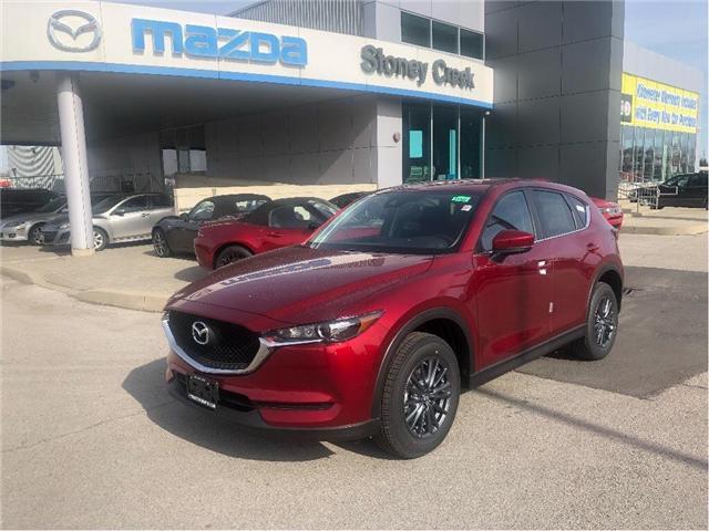 2019 Mazda CX-5 GX (Stk: SN1322) in Hamilton - Image 1 of 15