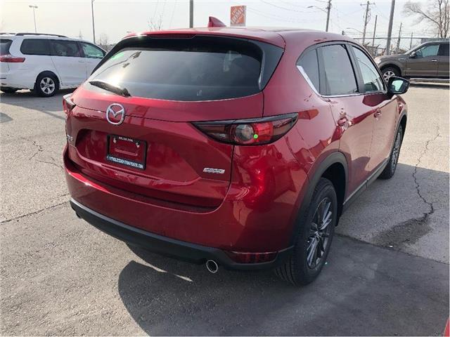 2019 Mazda CX-5 GX (Stk: SN1322) in Hamilton - Image 5 of 15