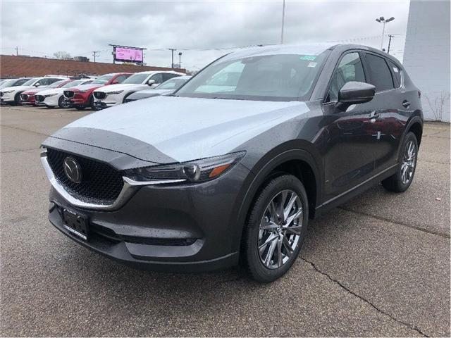 2019 Mazda CX-5 Signature (Stk: SN1323) in Hamilton - Image 1 of 15