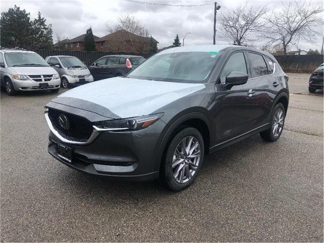 2019 Mazda CX-5 GT w/Turbo (Stk: SN1326) in Hamilton - Image 1 of 15
