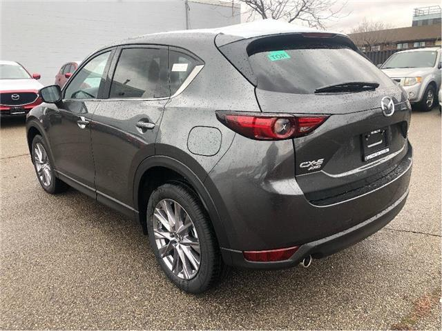 2019 Mazda CX-5 GT w/Turbo (Stk: SN1326) in Hamilton - Image 3 of 15