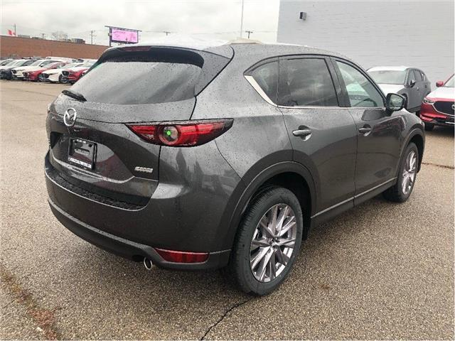 2019 Mazda CX-5 GT w/Turbo (Stk: SN1326) in Hamilton - Image 5 of 15