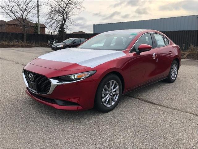 2019 Mazda Mazda3 GS (Stk: SN1327) in Hamilton - Image 1 of 15