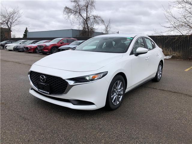 2019 Mazda Mazda3 GS (Stk: SN1328) in Hamilton - Image 1 of 15