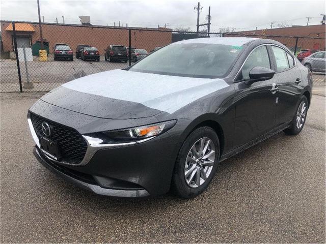 2019 Mazda Mazda3 GS (Stk: SN1332) in Hamilton - Image 1 of 15