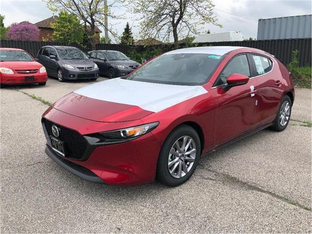 2019 Mazda Mazda3 Sport GS (Stk: SN1334) in Hamilton - Image 1 of 15