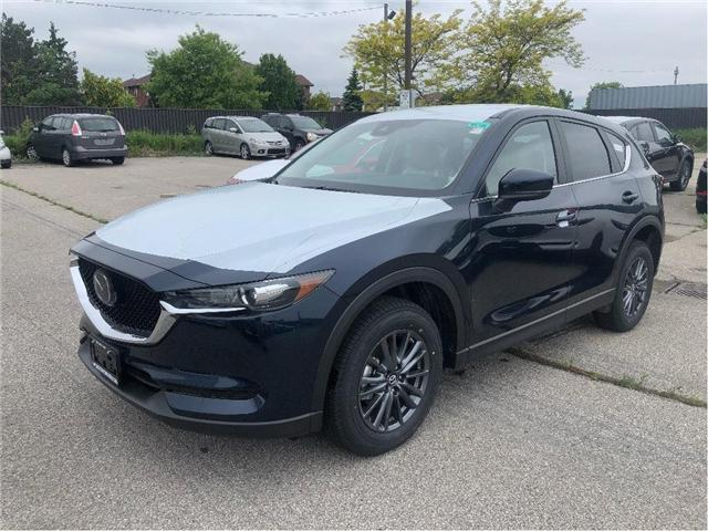 2019 Mazda CX-5 GS (Stk: SN1337) in Hamilton - Image 1 of 15