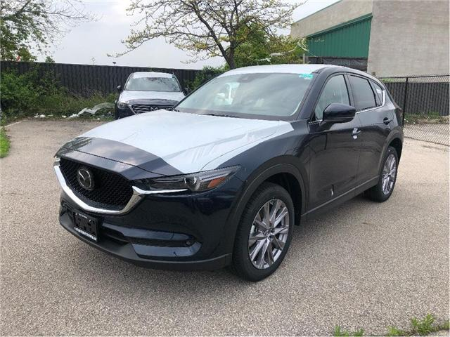 2019 Mazda CX-5 GT w/Turbo (Stk: SN1340) in Hamilton - Image 1 of 15