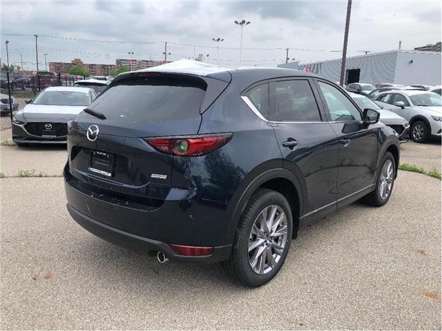 2019 Mazda CX-5 GT w/Turbo (Stk: SN1340) in Hamilton - Image 5 of 15