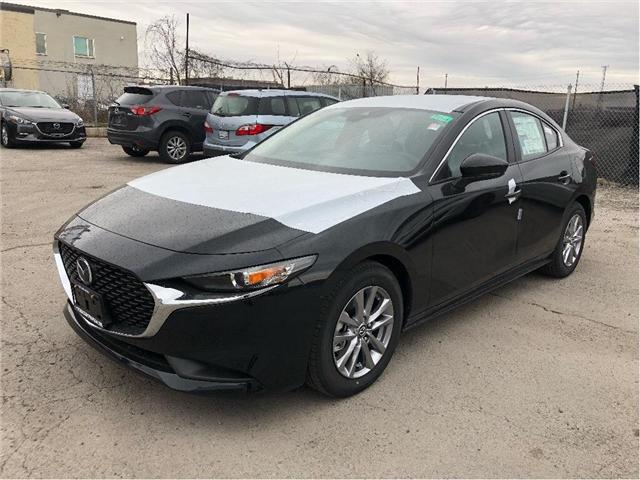2019 Mazda Mazda3 GS (Stk: SN1344) in Hamilton - Image 1 of 15