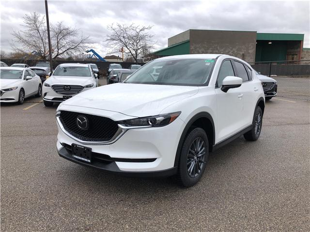 2019 Mazda CX-5 GS (Stk: SN1350) in Hamilton - Image 1 of 15