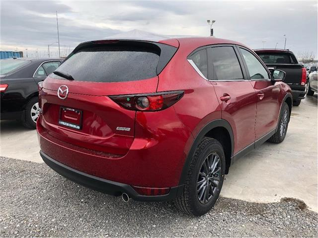 2019 Mazda CX-5 GX (Stk: SN1352) in Hamilton - Image 5 of 15