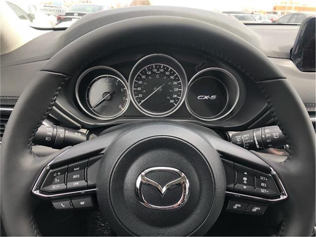 2019 Mazda CX-5 GT w/Turbo (Stk: SN1361) in Hamilton - Image 14 of 15