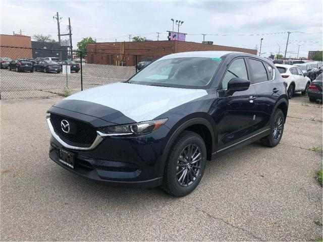 2019 Mazda CX-5 GX (Stk: SN1369) in Hamilton - Image 1 of 15