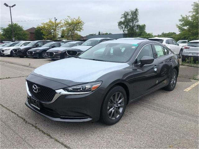 2019 Mazda MAZDA6 GS (Stk: SN1372) in Hamilton - Image 1 of 15