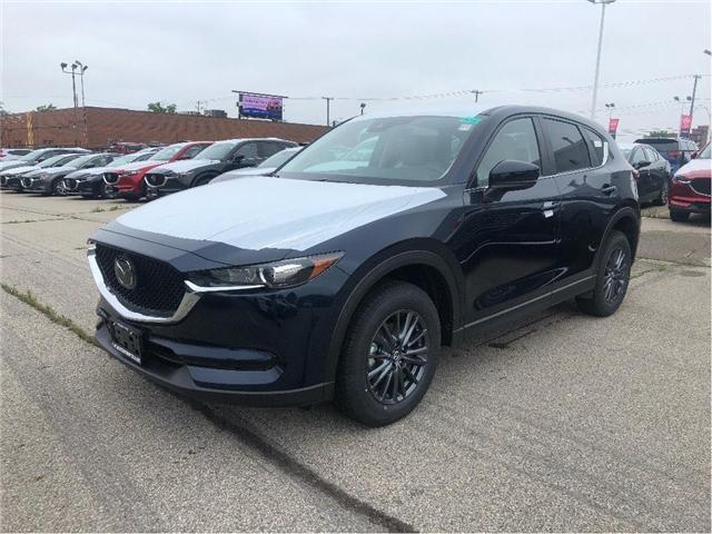 2019 Mazda CX-5 GS (Stk: SN1373) in Hamilton - Image 1 of 15