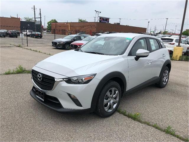 2019 Mazda CX-3 GX (Stk: SN1378) in Hamilton - Image 1 of 15