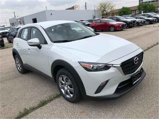 2019 Mazda CX-3 GX (Stk: SN1378) in Hamilton - Image 7 of 15