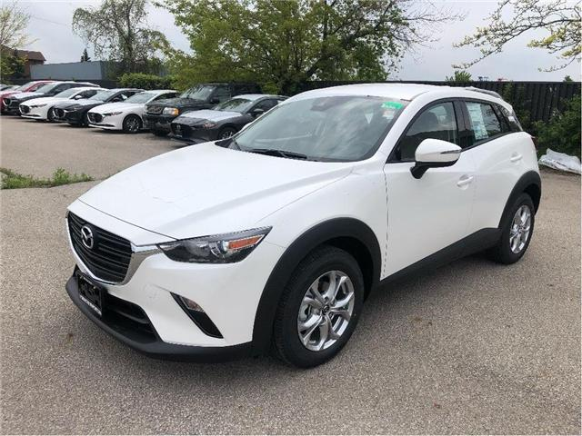 2019 Mazda CX-3 GS (Stk: SN1381) in Hamilton - Image 1 of 15