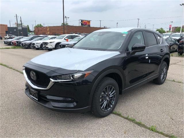 2019 Mazda CX-5 GS (Stk: SN1382) in Hamilton - Image 1 of 15