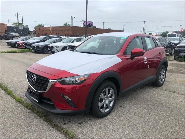2019 Mazda CX-3 GX (Stk: SN1384) in Hamilton - Image 1 of 15