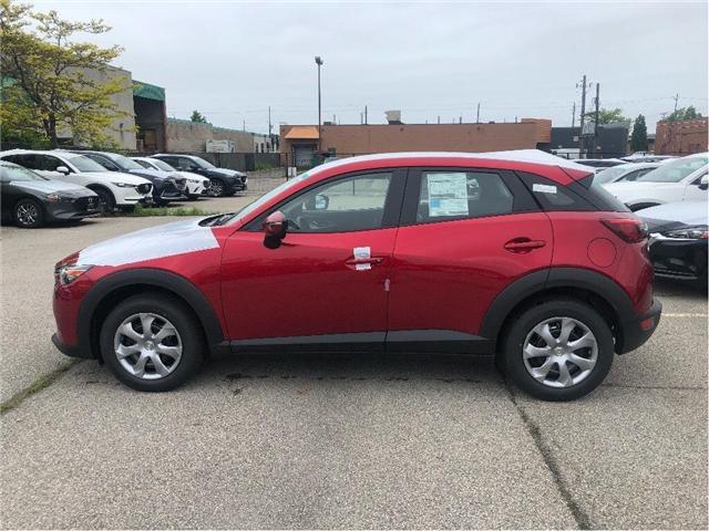 2019 Mazda CX-3 GX (Stk: SN1384) in Hamilton - Image 2 of 15
