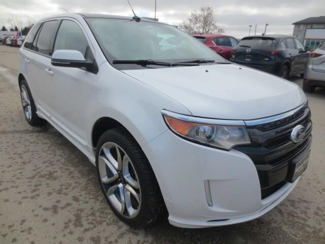 2014 Ford Edge Sport (Stk: A0240) in Steinbach - Image 3 of 39
