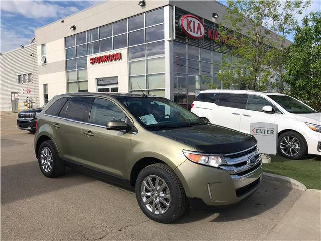 2012 Ford Edge Limited (Stk: 21802A) in Edmonton - Image 1 of 27