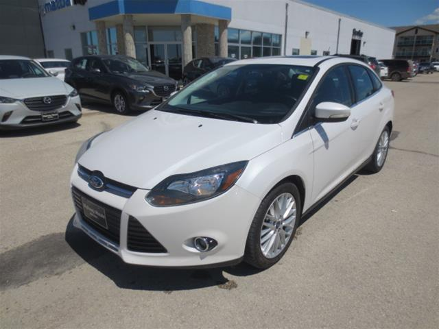 2013 Ford Focus Titanium (Stk: M19034A) in Steinbach - Image 1 of 22