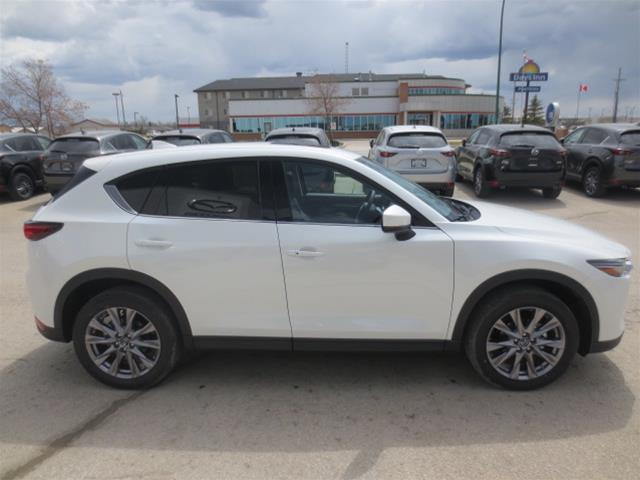 2019 Mazda CX-5 Signature (Stk: M19052) in Steinbach - Image 4 of 22