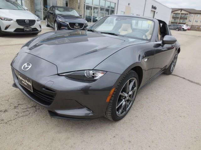 2019 Mazda MX-5 RF GT (Stk: M19088) in Steinbach - Image 1 of 33