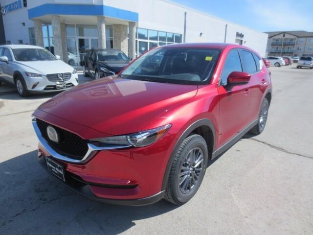 2019 Mazda CX-5 GS (Stk: M19089) in Steinbach - Image 1 of 31